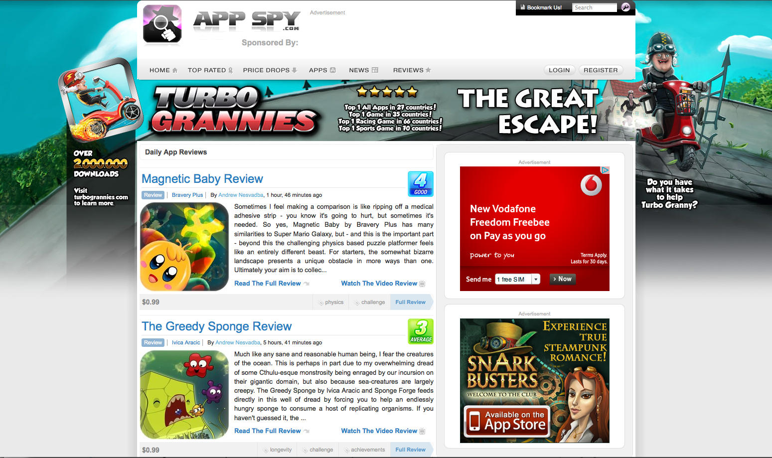 Pocket Gamer publisher Steel Media acquires AppSpy.com