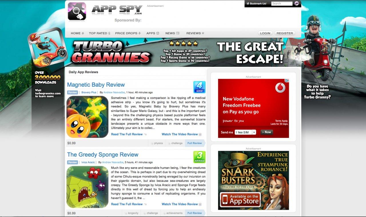 Pocket Gamer publisher Steel Media acquires AppSpy.com