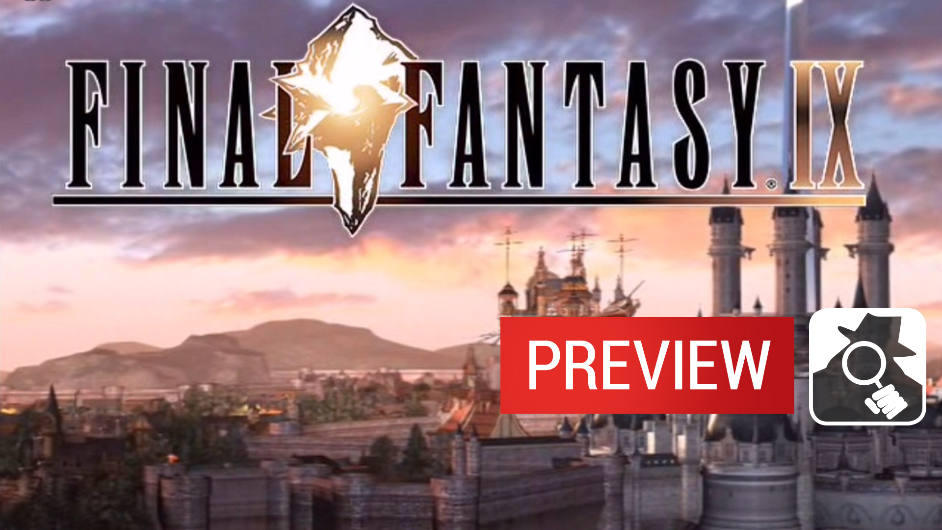 See the first 10 minutes of Final Fantasy IX on mobile