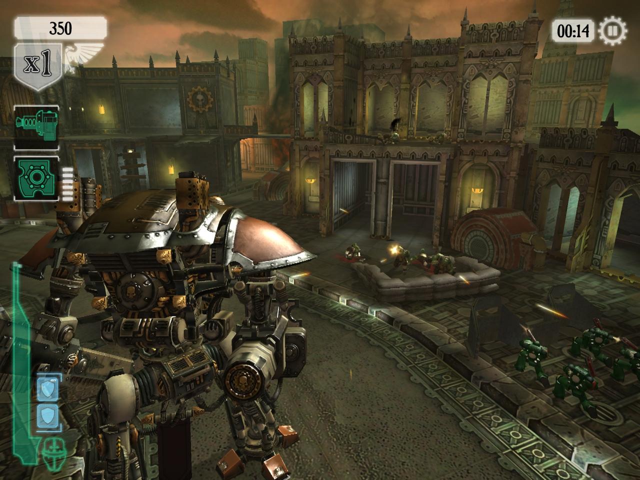 Warhammer 40,000: Freeblade - Killing in the free worlds