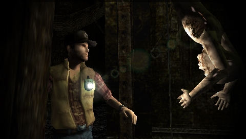 Hands on with Silent Hill Origins