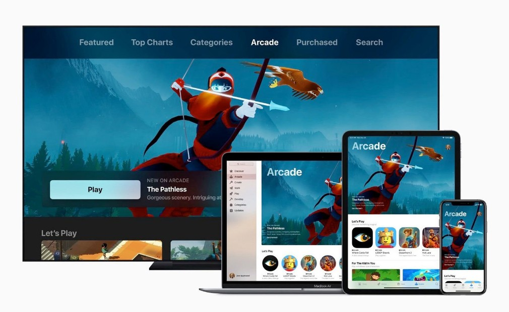 Apple Arcade arrives for Mac following the macOS Catalina update