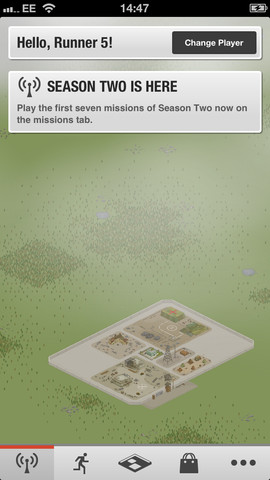 Six to Start updates Zombies, Run! with more weekly missions and an interval training mode