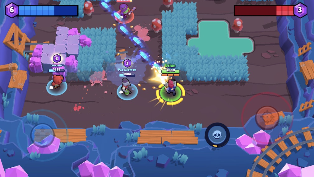 Brawl Stars' latest balance update focusses mainly on characters with a little Showdown tweak