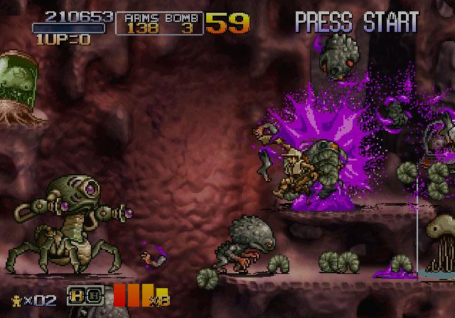 Metal Slug 6 to get worldwide PSP release in Anthology form