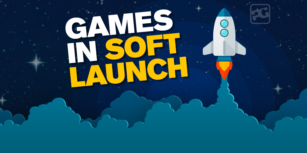 The best 57 soft launch mobile games for iPhone, iPad or Android