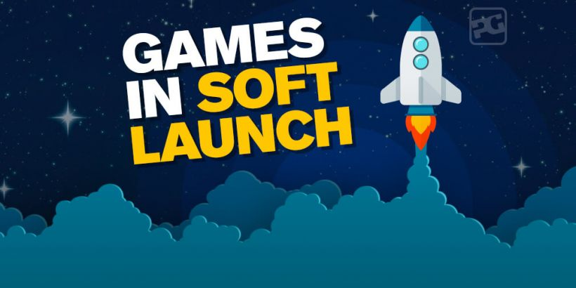 The best 58 soft launch mobile games for iPhone, iPad or Android