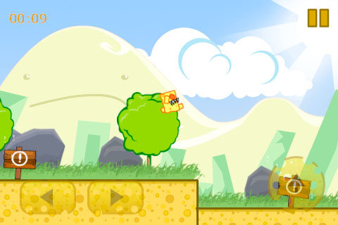 After Mario and Super Meat Boy comes CheeseMan; out for iPhone