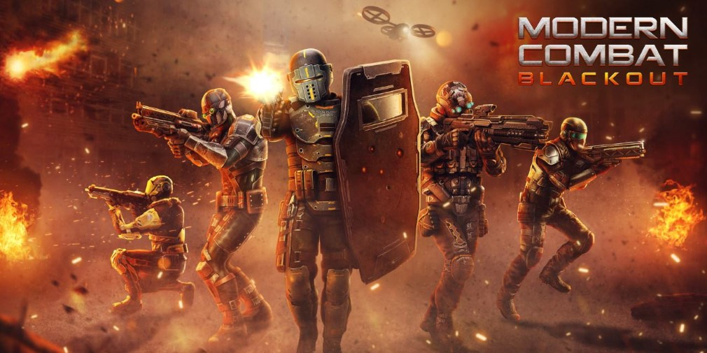 Modern Combat Blackout Switch review -