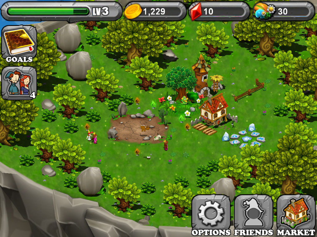 iPhone and iPad freemium build-'em-up DragonVale gets 2 new dragons, decorations, and more in Halloween update