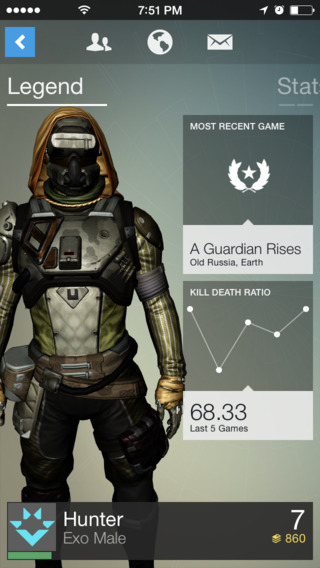 Bungie launches Destiny's free companion app on iOS and Android just in time for the game's beta