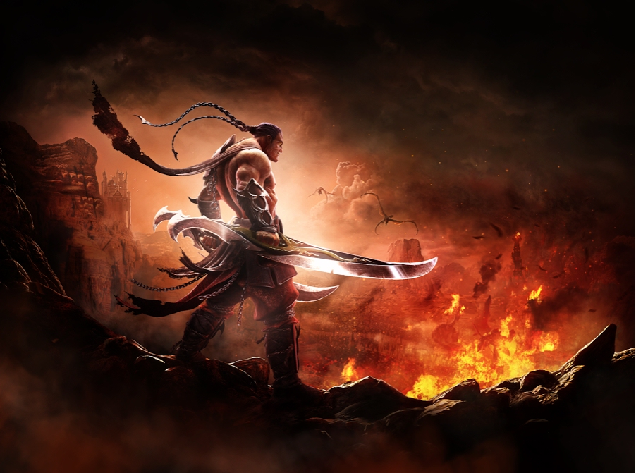 Like dungeons? Like hunting? Then Gameloft's tease of Dungeon Hunter 4 will make your Monday