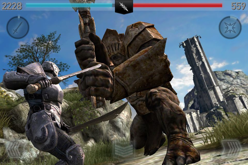 Chair Entertainment shares its top tips for mastering iPhone and iPad hack 'n' slash-'em-up Infinity Blade II