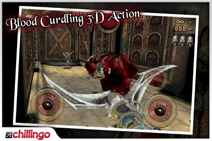 Chillingo to bring fast-paced FPS Painkiller to iPhone and iPad