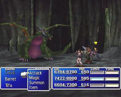 Final Fantasy VII - A classic RPG, but not a classic port
