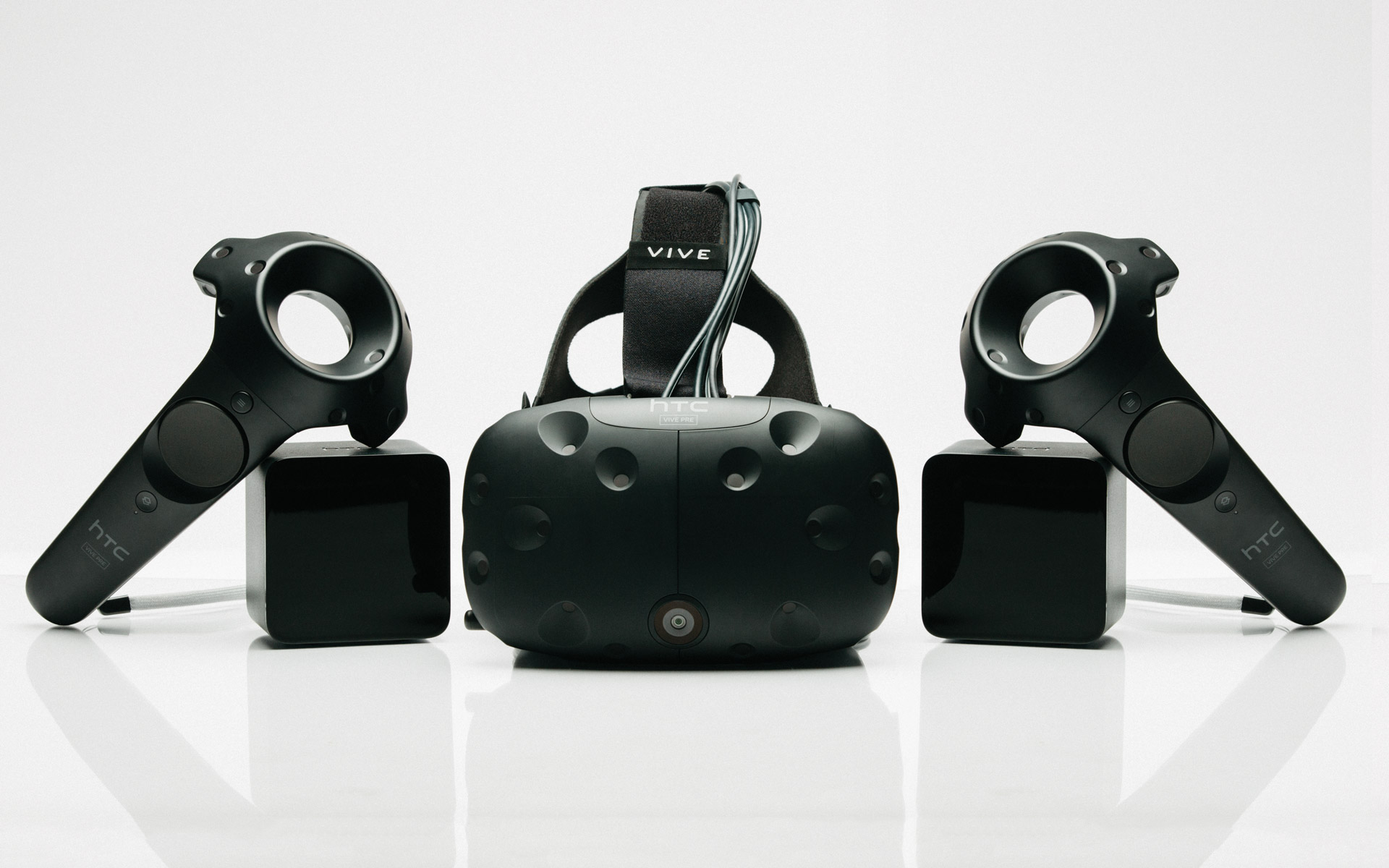 HTC Vive - Reviving the VR revolution?