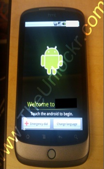 Google Phone confirmed, called Nexus One, available and unlocked in January