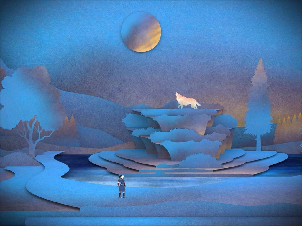 Origami puzzler Tengami saw 90 percent of its revenue come from iOS