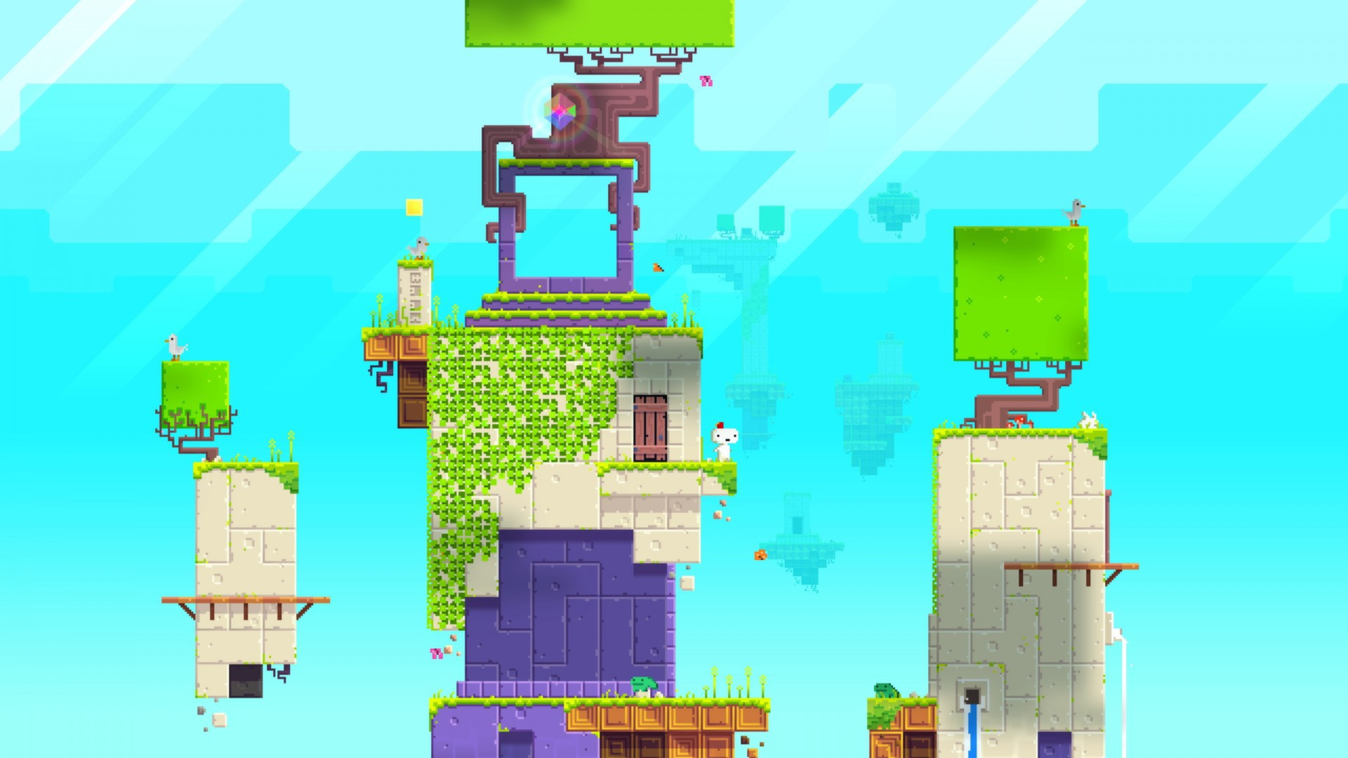 Hands-on with Fez for PS Vita: Another indie classic for Sony's handheld