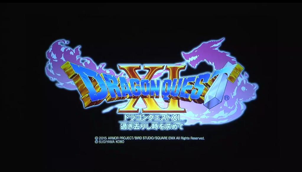 Switch players will have to wait a bit longer for Dragon Quest XI