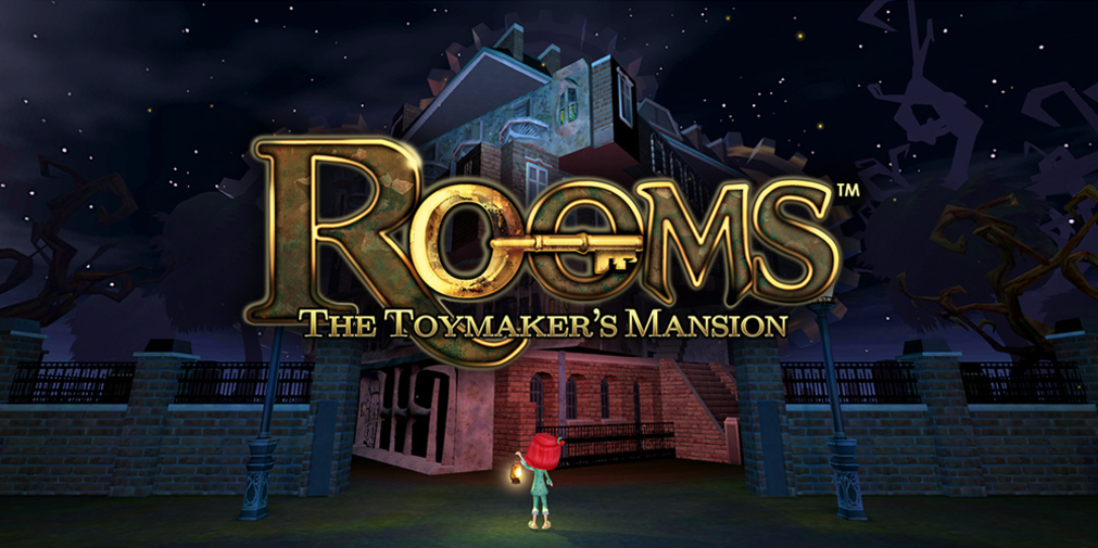 Challenging sliding puzzle title Rooms: The Toymaker's Mansion available now for iOS and Android