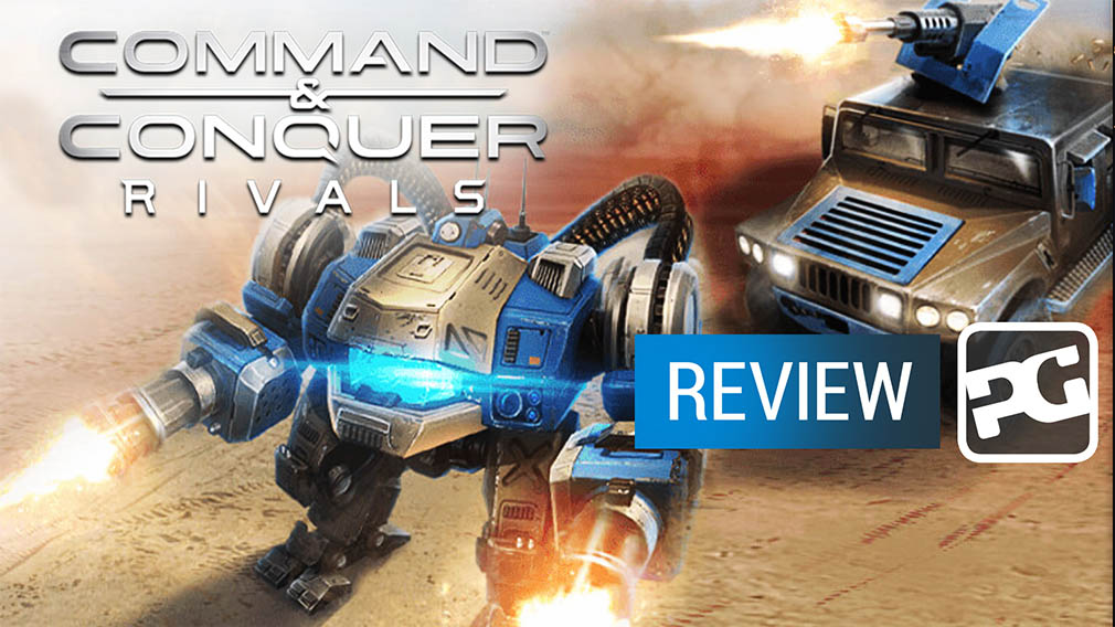 "Command & Conquer: Rivals video review - ""A worthy mobile interpretation"""