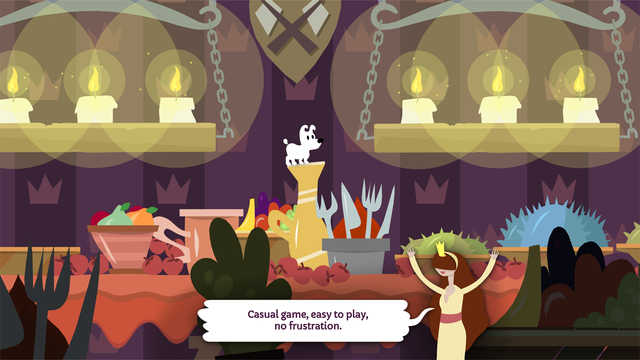 A dog's life: Adorable platformer Mimpi Dreams is out now on iOS and you should check it out