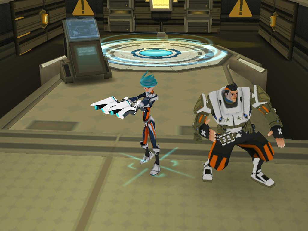 Sci-fi MMO Blackstar beaming down to iPhone, iPad, and Android handsets