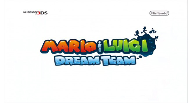 Save Princess Peach on July 12th in Mario & Luigi: Dream Team for 3DS