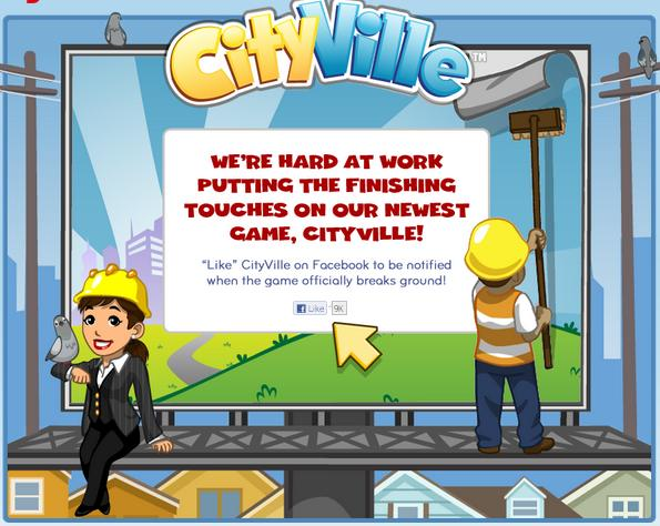 FarmVille creator Zynga to expand its empire with CityVille