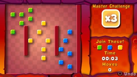 Puzzler Denki Blocks! comes to PSP minis