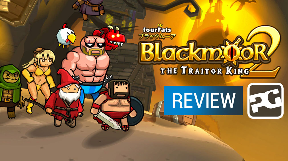 "Blackmoor 2 video review - ""A deliberate platformer that demands attention"""