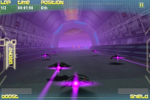 Low Grav Racer (iPhone)