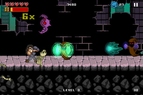 Gold Award-winning iOS brawler Punch Quest is heading to Android, courtesy of Noodlecake Games