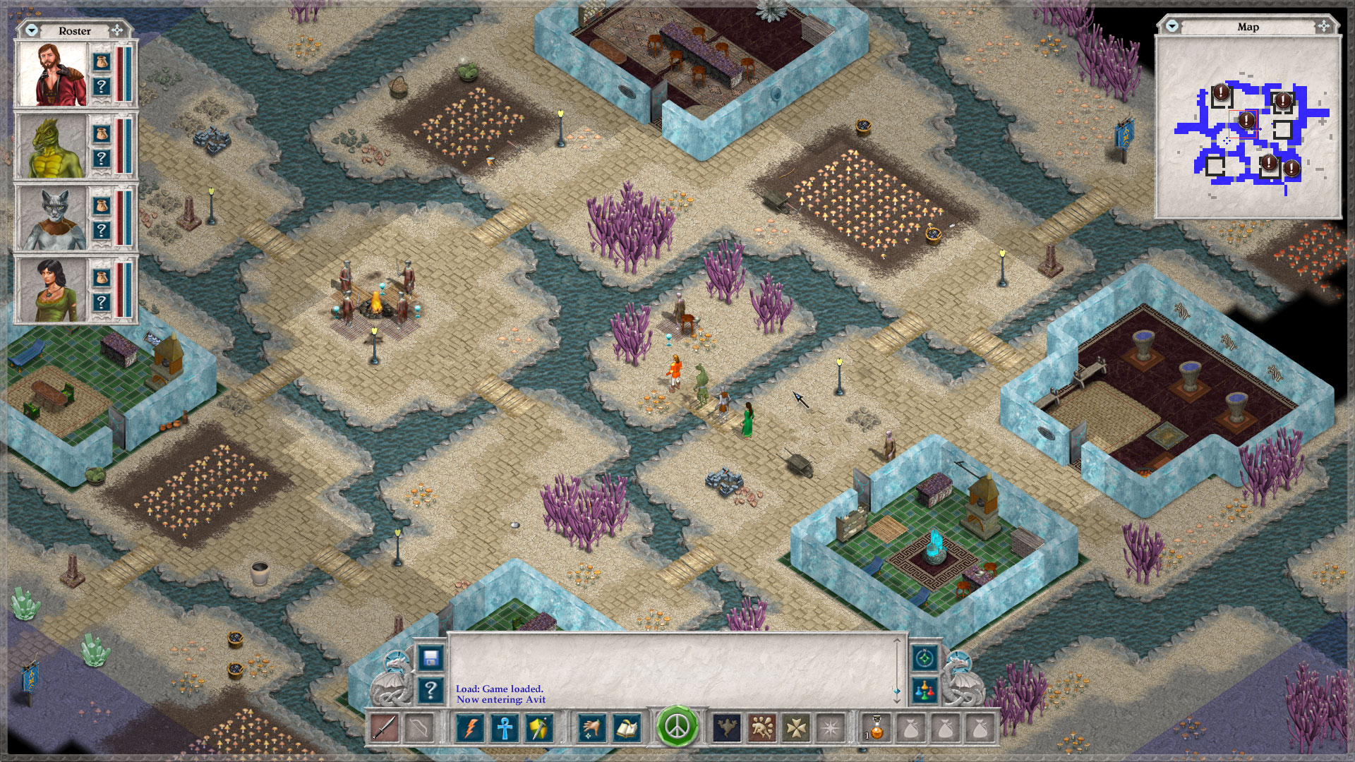 Old-school RPG Avernum 2: Crystal Souls dungeon crawls on to iPad on
