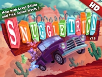 Snuggle Truck for iOS updated with new levels and more, now available for free