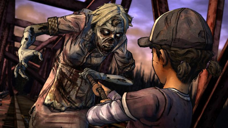 The Walking Dead: Season 2 will arrive towards the end of March on Vita