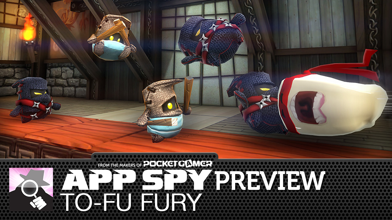 To-Fu Fury has you guiding a vegan delight across multiple stages of puzzles and traps