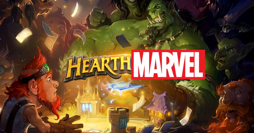 Ex-Hearthstone devs are making a shiny new Marvel mobile game