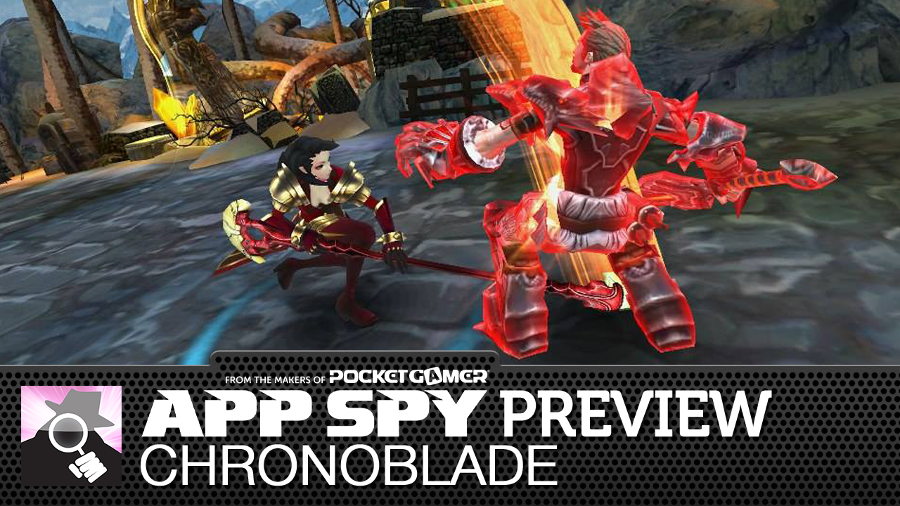 #PGCSanFran: ChronoBlade is a PvP-focused ARPG brawler