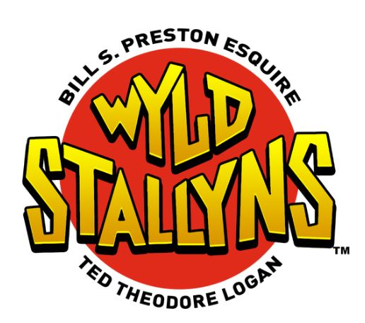 The excellent Bill & Ted Wyld Stallyns is hitting up mobile next year