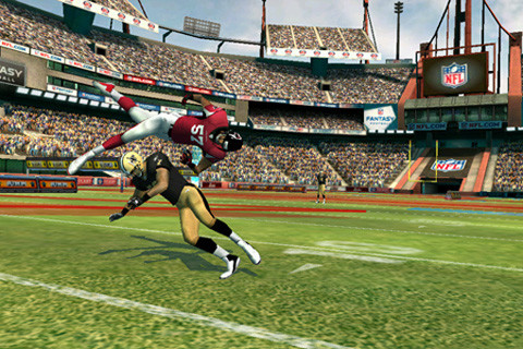 Free iPhone and iPad games: jAggy Race, To-Fu 2, NFL Rivals