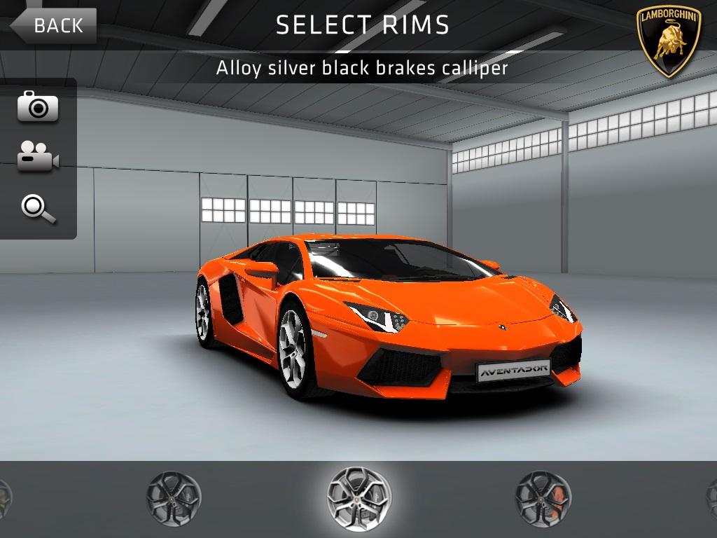 Lamborghini Aventador LP 700-4 latest addition to Sports Car Challenge on iOS