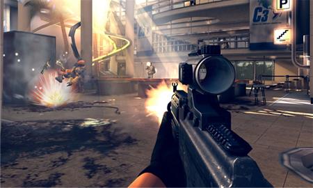 Gameloft's popular first-person shooter Modern Combat 4 storms onto Windows Phone 8