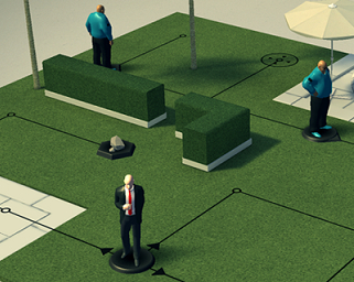 Hitman GO is going to VR