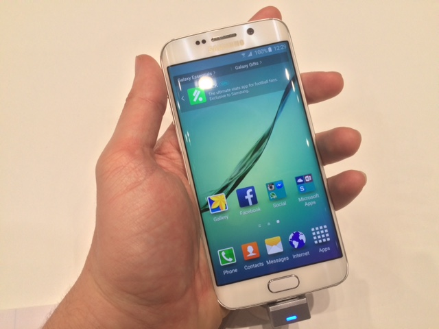 MWC 2015: Hands on with the Samsung Galaxy S6 and S6 Edge