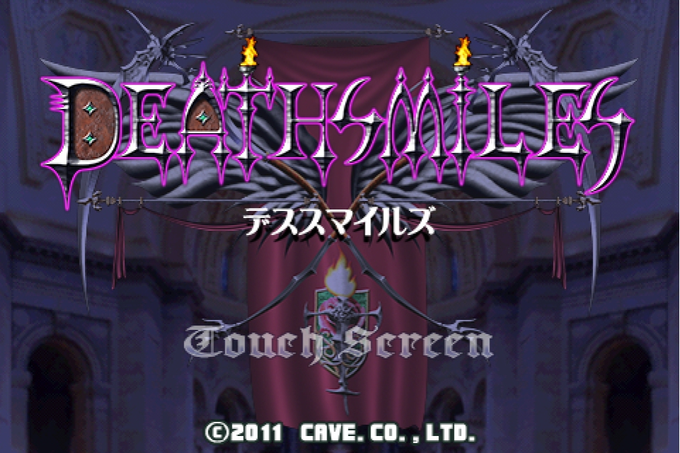 Cave's Gold Award-winning bullet-hell shooter DeathSmiles swoops onto the Google Play Store