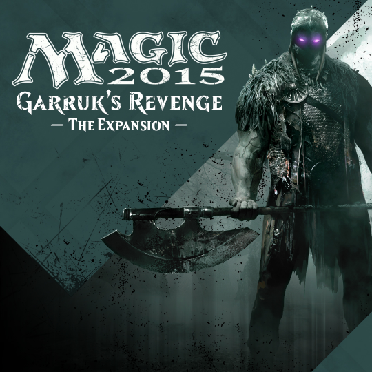 Garruk's Revenge expansion for Magic 2015 arrives for Android on November 5th