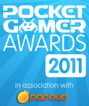 The Pocket Gamer Awards 2011: The Finalists