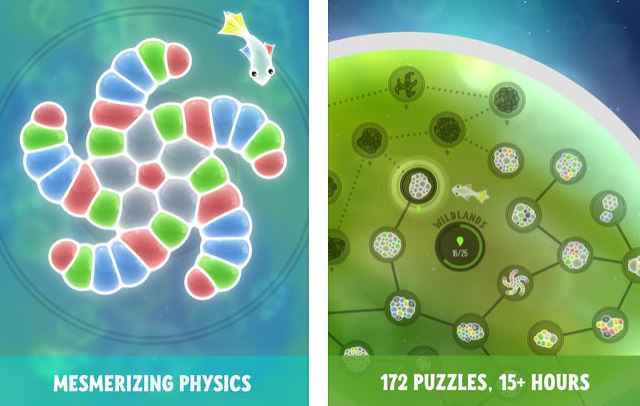 New iOS and Android games out this week: Tiny Bubbles, Among the Stars, Bombarika, and more